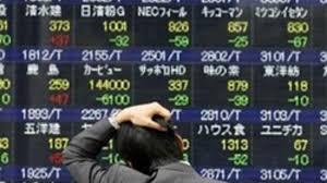 Los precios de las acciones asiáticas vuelven a caer a medida que el coronavirus ataca a Wall Street